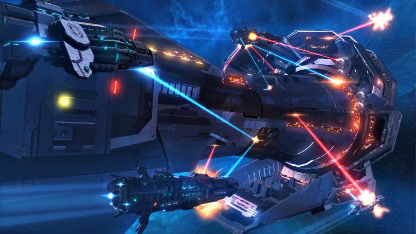 Screenshot 6 - Starpoint Gemini Warlords: Titans Return