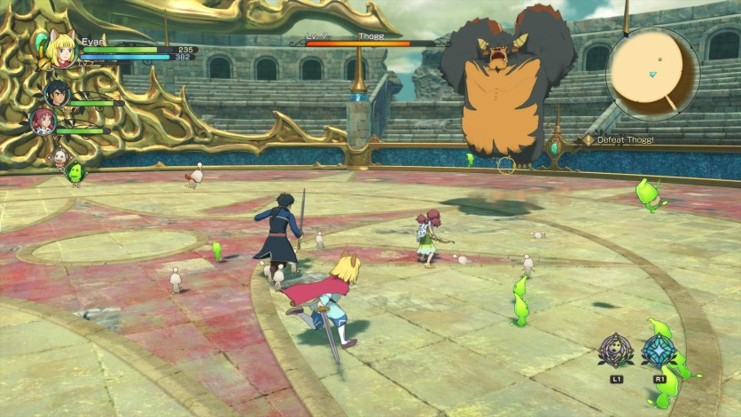 Screenshot 4 - Ni no Kuni II: Revenant Kingdom - Season Pass