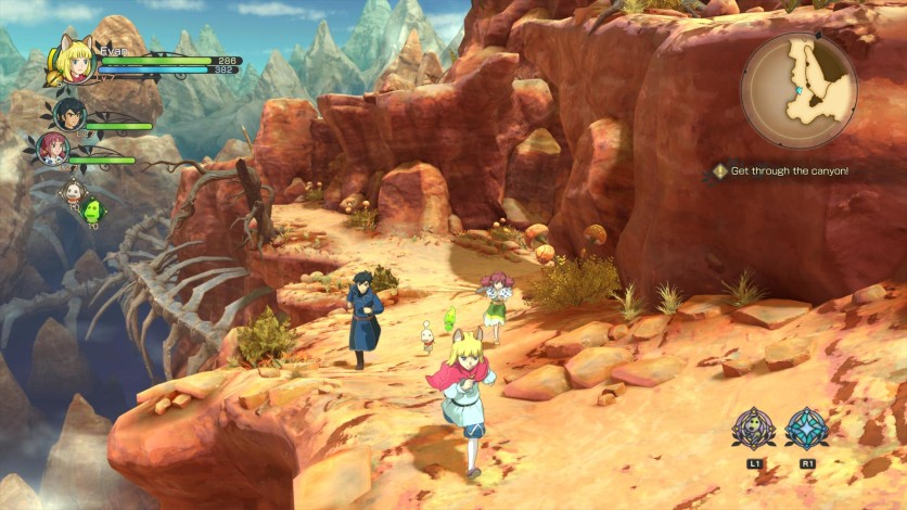 Screenshot 2 - Ni no Kuni II: Revenant Kingdom - Season Pass
