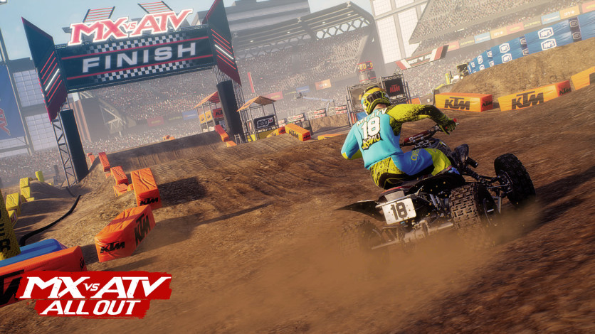 Screenshot 9 - MX vs ATV All Out