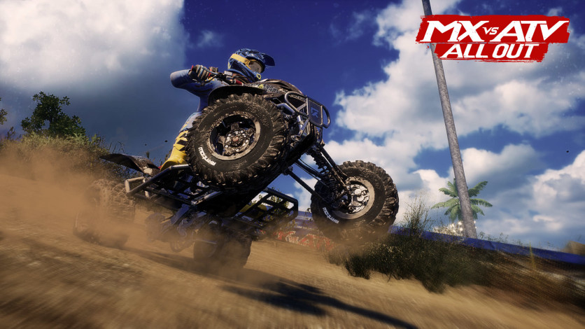 Screenshot 3 - MX vs ATV All Out