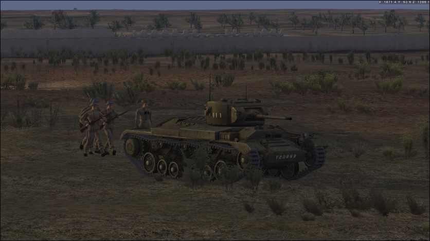 Screenshot 3 - Tank Warfare: Operation Pugilist
