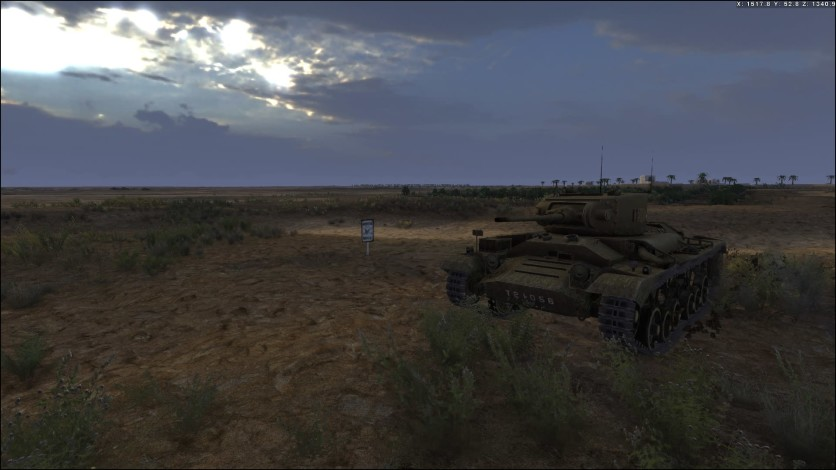 Screenshot 2 - Tank Warfare: Operation Pugilist