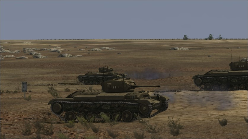 Screenshot 14 - Tank Warfare: Operation Pugilist