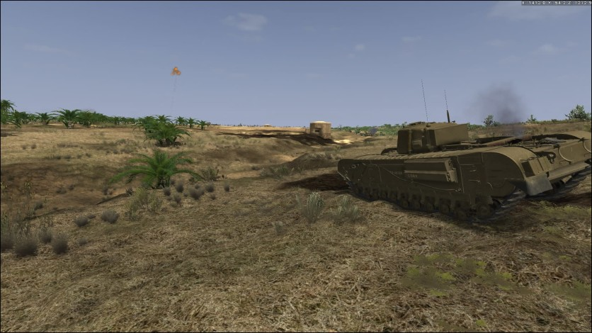 Screenshot 9 - Tank Warfare: Operation Pugilist