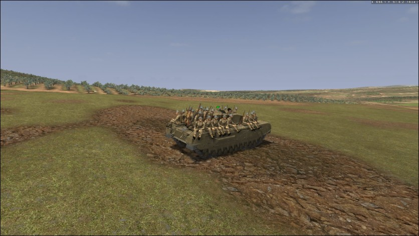 Screenshot 9 - Tank Warfare: Longstop Hill