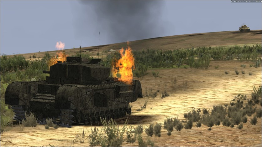Screenshot 10 - Tank Warfare: Longstop Hill