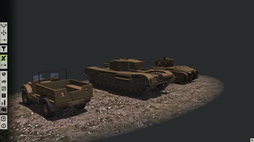 Screenshot 6 - Tank Warfare: Longstop Hill