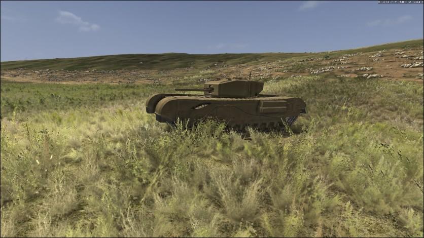 Screenshot 11 - Tank Warfare: Longstop Hill