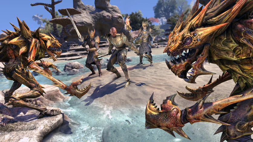 Screenshot 10 - The Elder Scrolls Online: Summerset - Standard Edition