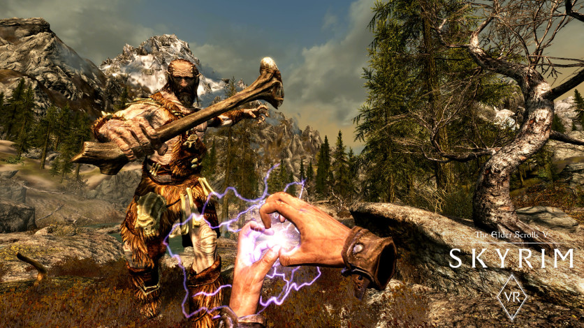 Screenshot 4 - The Elder Scrolls V: Skyrim VR