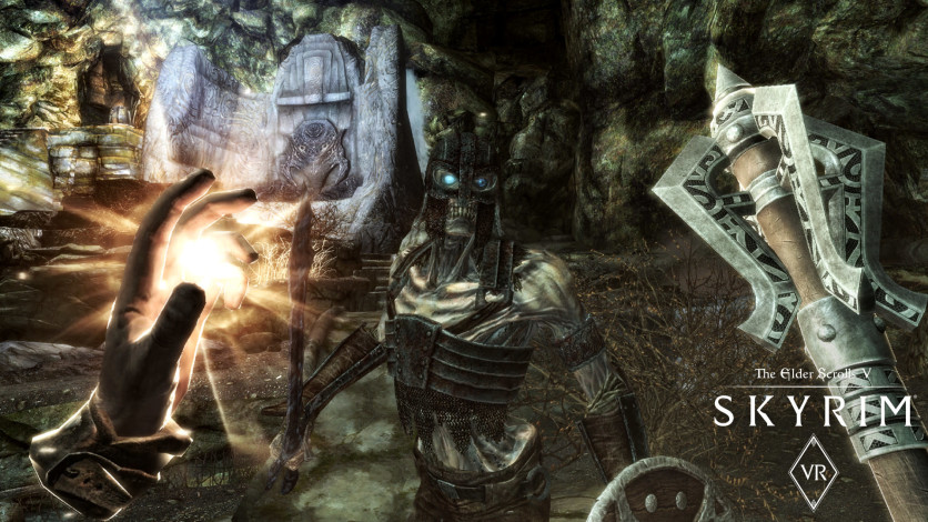 Screenshot 3 - The Elder Scrolls V: Skyrim VR
