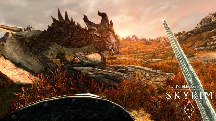 Screenshot 2 - The Elder Scrolls V: Skyrim VR