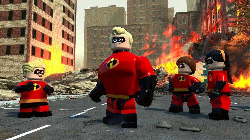 Screenshot 6 - LEGO The Incredibles