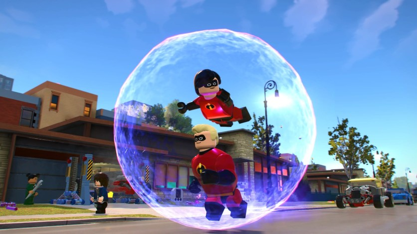 Screenshot 4 - LEGO The Incredibles
