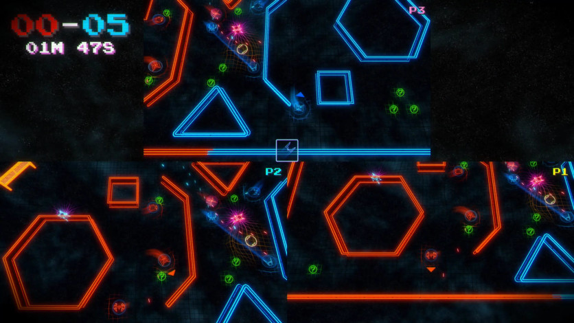 Screenshot 2 - Galactic Orbital Death Sport