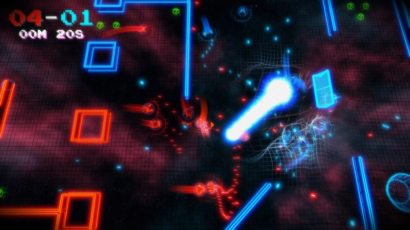 Screenshot 6 - Galactic Orbital Death Sport
