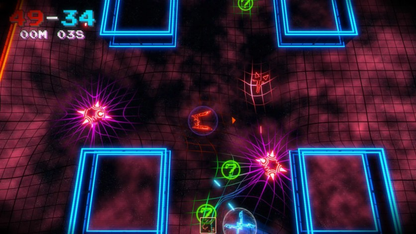 Screenshot 7 - Galactic Orbital Death Sport