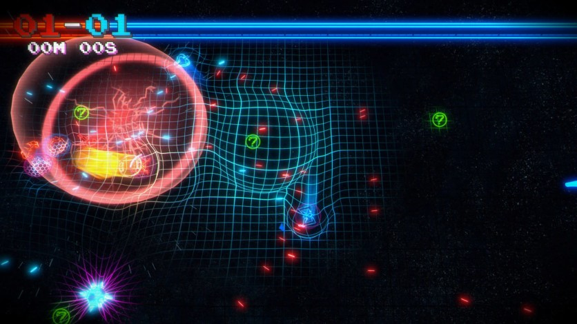 Screenshot 5 - Galactic Orbital Death Sport