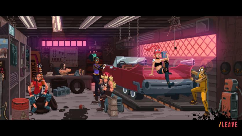 Screenshot 5 - Double Kick Heroes