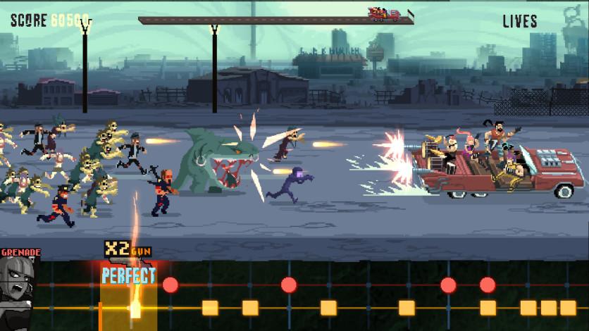 Screenshot 2 - Double Kick Heroes