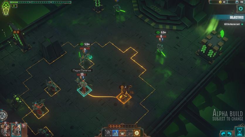 Screenshot 9 - Warhammer 40.000: Mechanicus