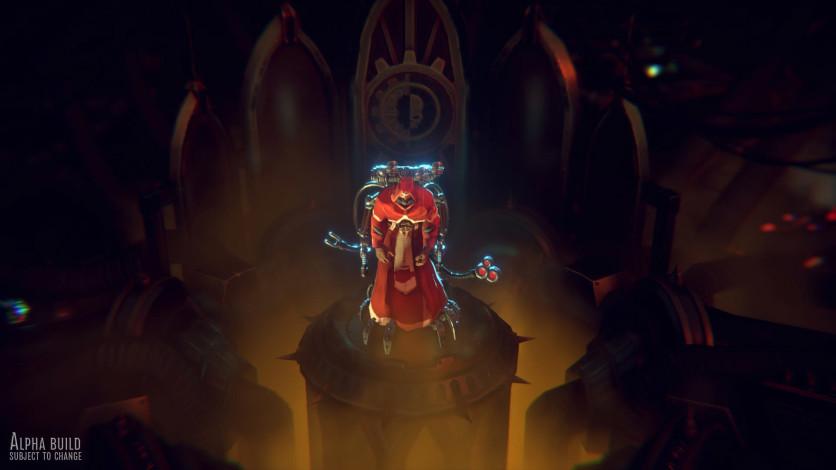 Screenshot 8 - Warhammer 40.000: Mechanicus