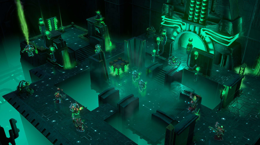 Screenshot 14 - Warhammer 40.000: Mechanicus