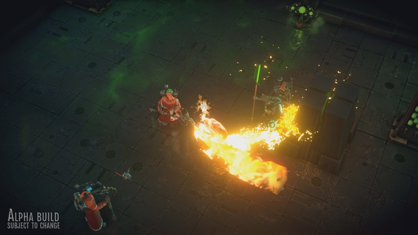 Screenshot 7 - Warhammer 40.000: Mechanicus