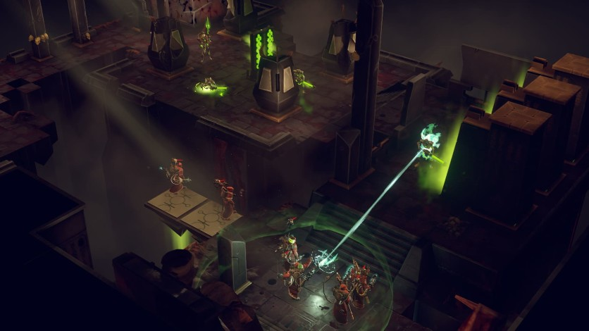 Screenshot 16 - Warhammer 40.000: Mechanicus