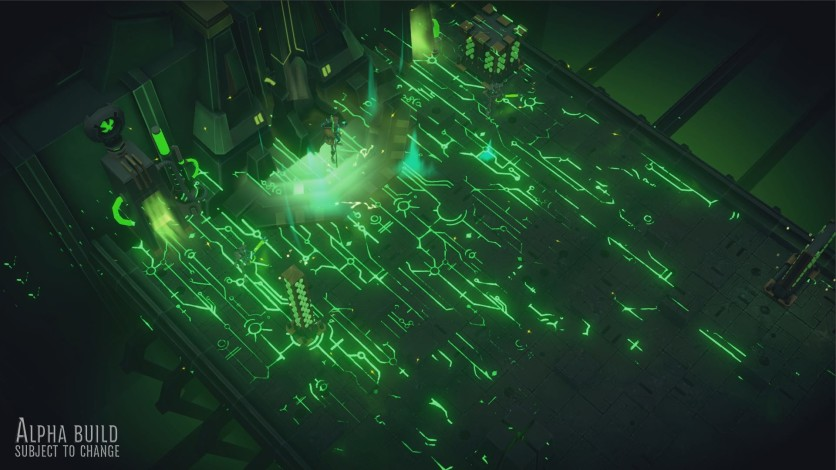 Screenshot 5 - Warhammer 40.000: Mechanicus
