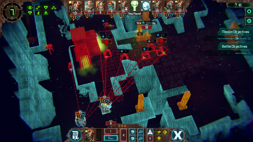 Screenshot 9 - Warhammer 40.000: Mechanicus