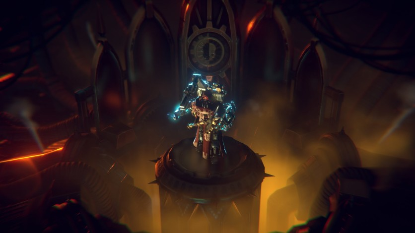 Screenshot 6 - Warhammer 40.000: Mechanicus