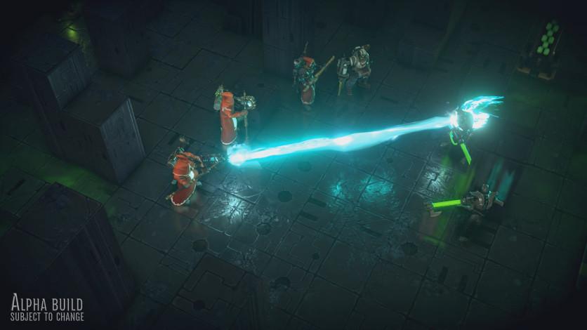 Screenshot 5 - Warhammer 40.000: Mechanicus
