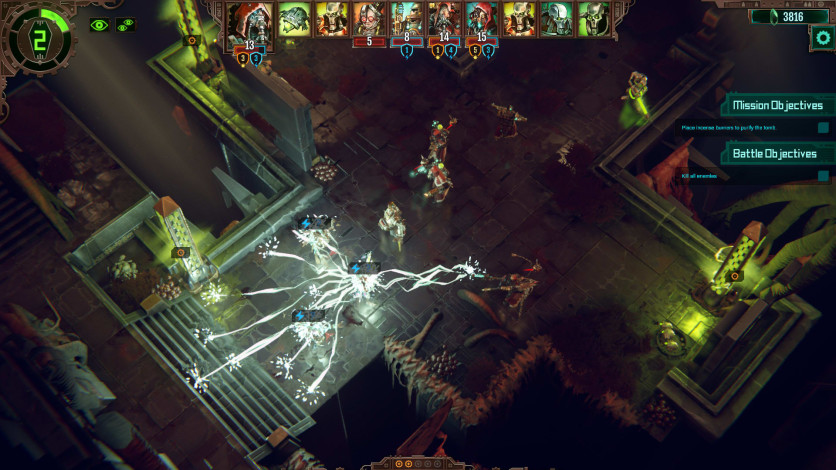 Screenshot 12 - Warhammer 40.000: Mechanicus