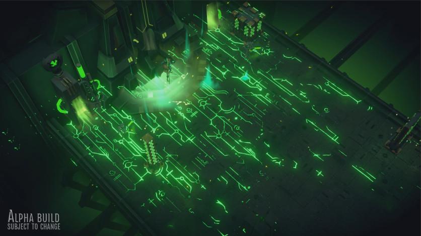 Screenshot 2 - Warhammer 40.000: Mechanicus