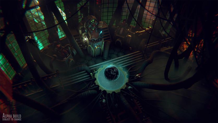 Screenshot 3 - Warhammer 40.000: Mechanicus