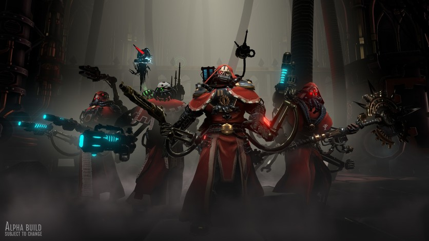 Screenshot 4 - Warhammer 40.000: Mechanicus