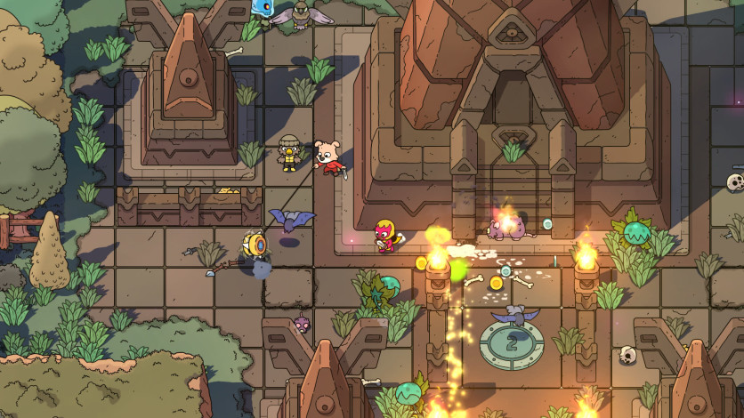Screenshot 8 - The Swords of Ditto