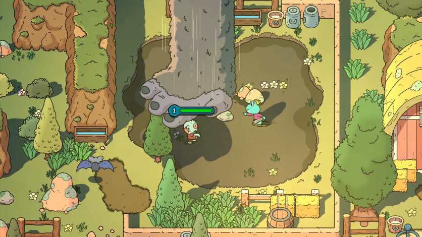 Screenshot 12 - The Swords of Ditto