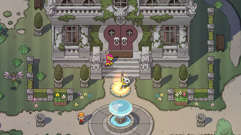 Screenshot 10 - The Swords of Ditto
