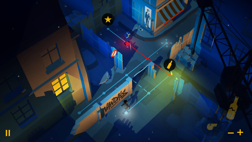 Screenshot 3 - Vandals
