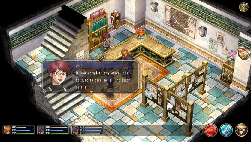Screenshot 5 - The Legend of Heroes: Trails in The Sky