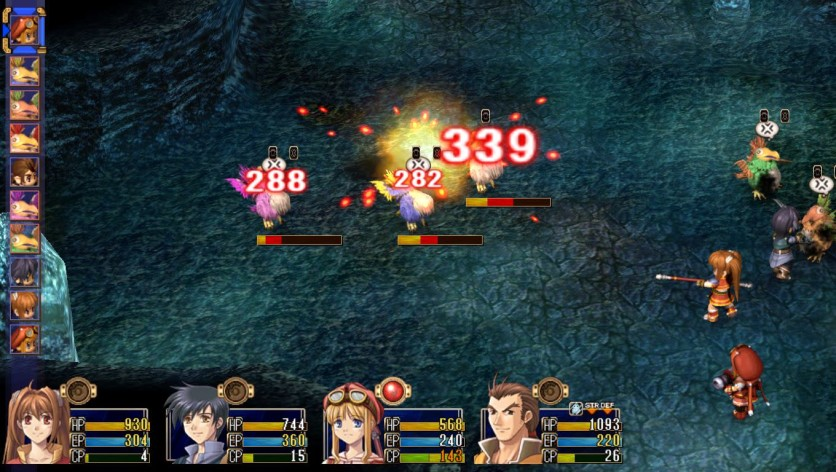 Screenshot 7 - The Legend of Heroes: Trails in The Sky