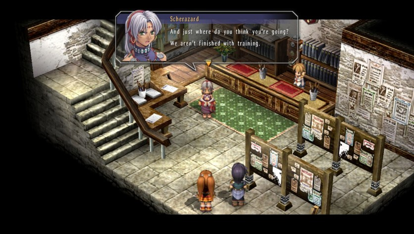 Screenshot 8 - The Legend of Heroes: Trails in The Sky