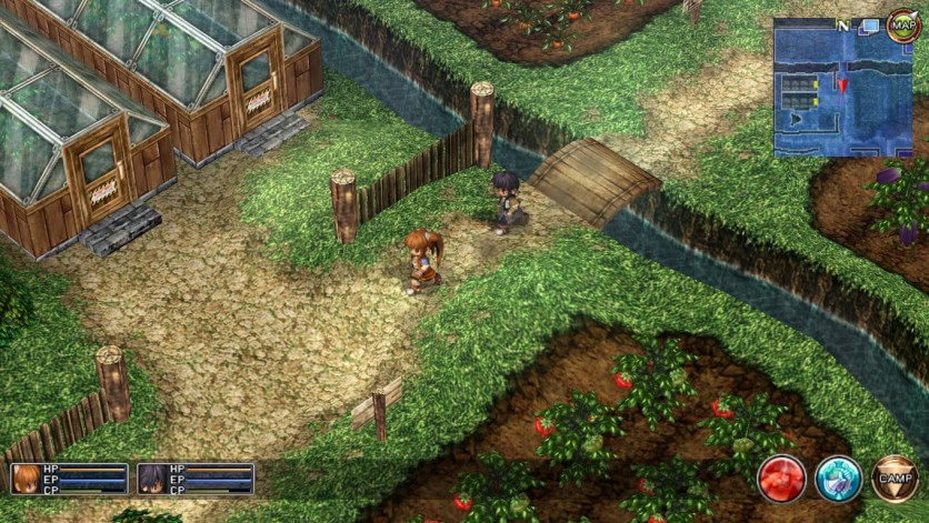 Screenshot 9 - The Legend of Heroes: Trails in The Sky
