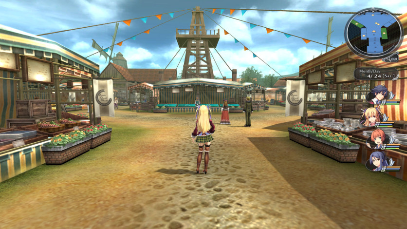 Screenshot 2 - The Legend of Heroes: Trails of Cold Steel