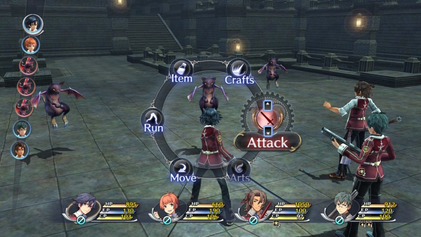 Screenshot 3 - The Legend of Heroes: Trails of Cold Steel