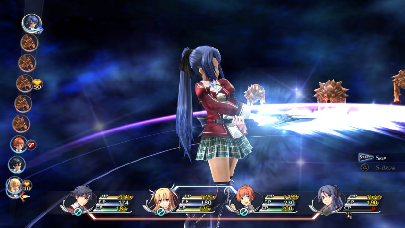 Screenshot 4 - The Legend of Heroes: Trails of Cold Steel