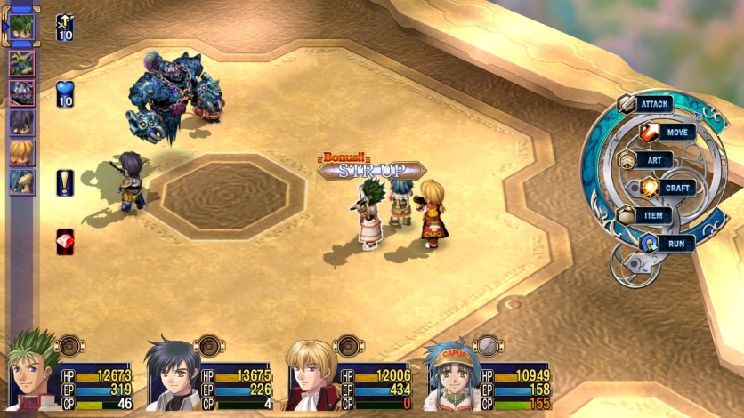 Screenshot 5 - The Legend of Heroes: Trails in the Sky the 3rd